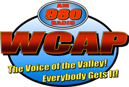 AM Radio 980 WCAP Logo
